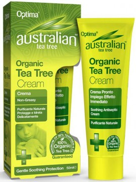 Optima Austalian Tea Tree Antiseptic Cream, 50ml