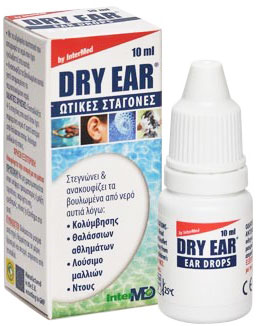 Intermed Dry Ear, 10ml