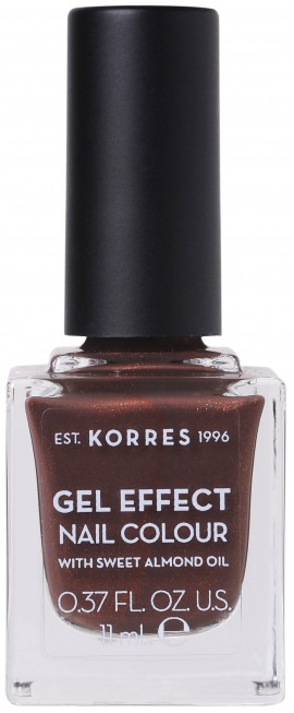Korres Gel Effect Nail Color 61 Sheashell, 11ml