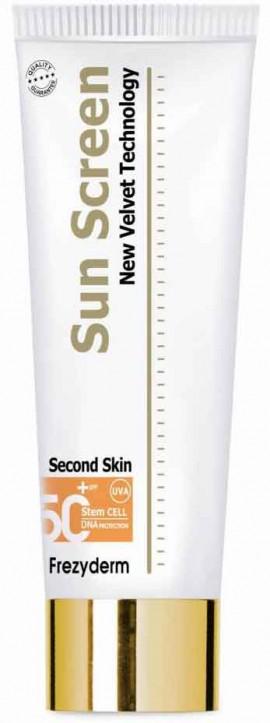 Frezyderm Sun Screen Velvet Body Lotion SPF50+, 125ml