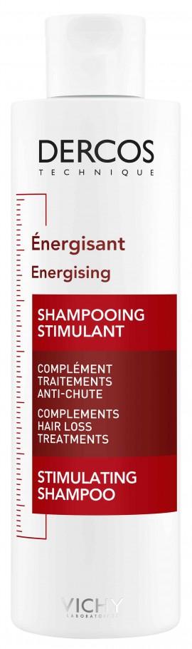 Vichy Dercos Energising Shampoo, 200ml