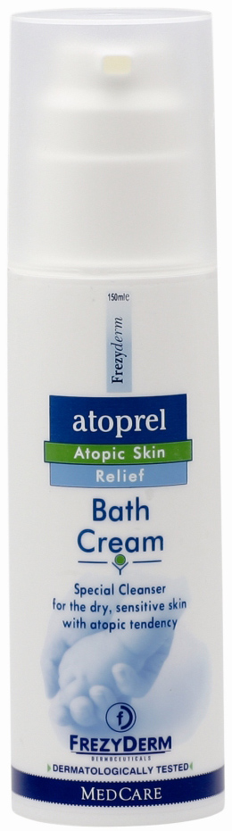 Frezyderm Atoprel Bath Cream, 150ml