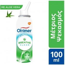 Otrimer Breathe Clean Με Aloe Vera Μέτριος Ψεκασμός, 100ml