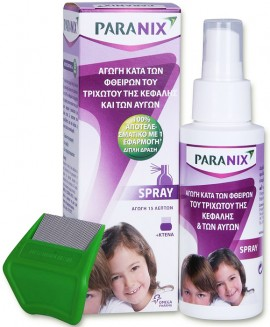 Paranix Treatment Spray & Χτένα, 100ml