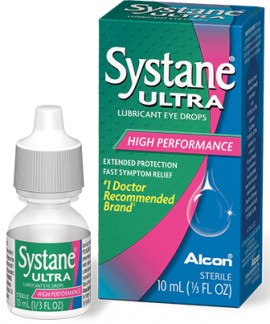 Alcon Systane Ultra, 10ml