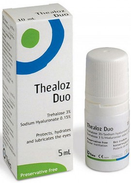 Thea Thealoz Duo, 5ml