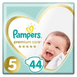 Pampers Premium Care Jumbo Pack Νο5 (11-18 kg), 44 Τεμάχια