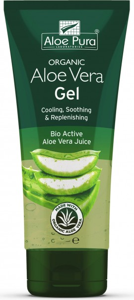 Optima Aloe Vera Gel 99.9%, 100ml