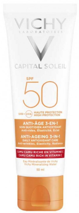 Vichy Capital Soleil Anti Ageing SPF50, 50ml