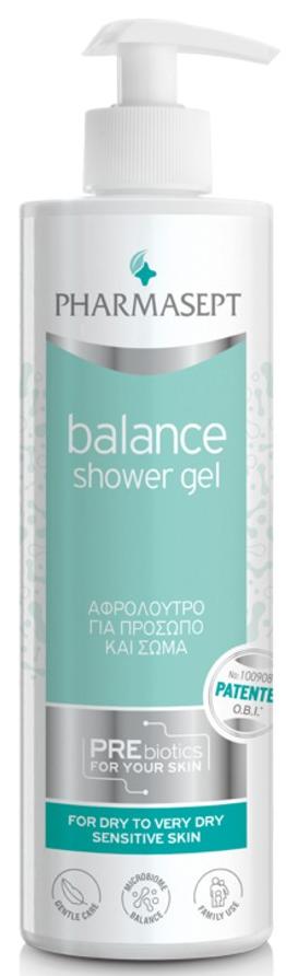 Pharmasept Balance Shower Gel, 500ml