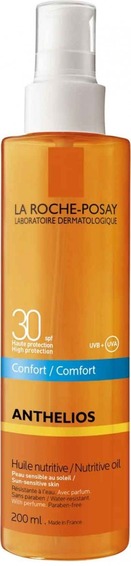 La Roche- Posay Anthelios Nutive Oil SPF30, 200ml