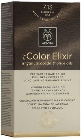 Apivita My Color Elixir 7.13 Ξανθό Σαντρέ Μελί