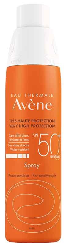 Avene Spray SPF50+, 200ml