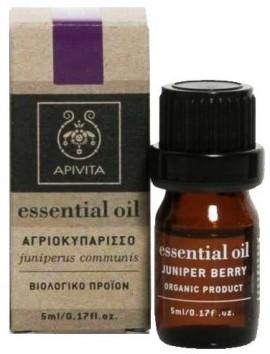 Apivita Essential Oil Αγριοκυπάρισσο.10ml