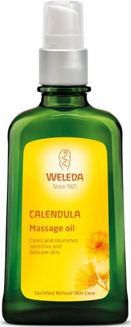 Weleda Λάδι Μασάζ Mε Καλέντουλα, 100ml