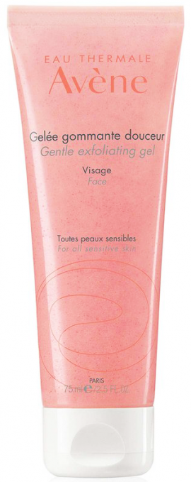 Avene Gentle Exfoliating Gel, 75ml
