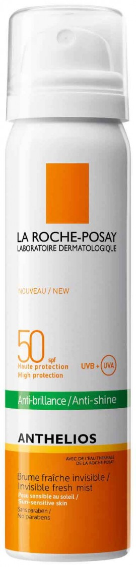 La Roche- Posay Anthelios Anti Brillance Ultra Mist SPF50, 75ml