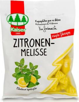 Kaiser Καραμέλες Με Μελλισόχορτο & 13 Βότανα, 60gr