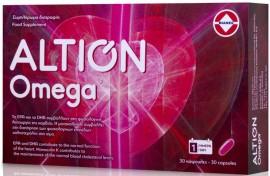Αltion Omega, 30 Μαλακές Κάψουλες
