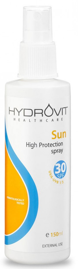 Hydrovit Sun Spray SPF30, 150ml