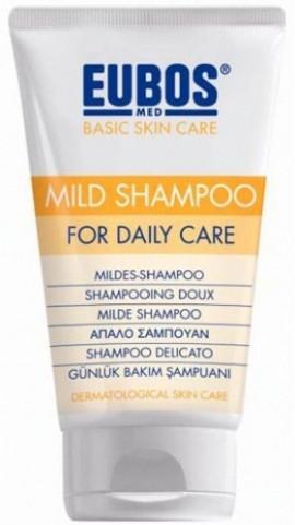 Eubos Mild Daily Shampoo, 150ml