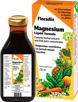 Power Health Salus Magnesium, 250ml