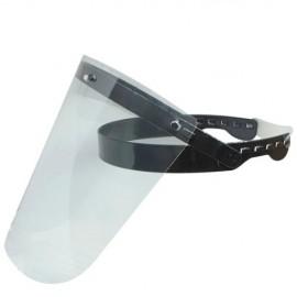 Προστατευτική ασπίδα προσώπου 180 μοιρών (Face Plastic Shield), 1Τεμάχιο