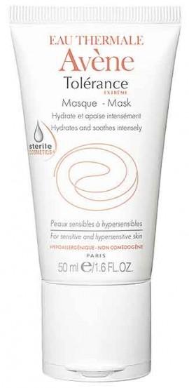 Avene Tolerance Extreme Cream Soothing Mask, 50ml