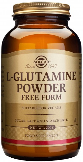 Solgar L-Glutamine Powder, 200gr