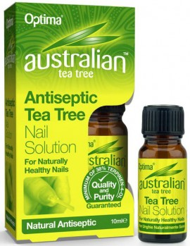 Optima Austalian Tea Tree Antiseptic Nail Solution, 10ml