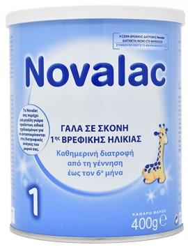Novalac 1, 400gr