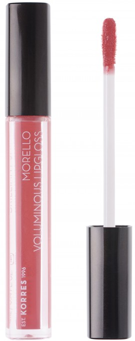 Korres Morello Voluminous Lipgloss 16 Blushed Pink, 4ml