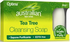 Optima Austalian Tea Tree Cleansing Soap, 90gr