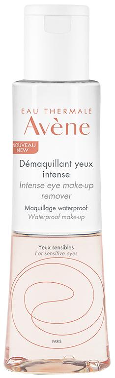Avene Intense Eye Make-Up Remover, 125ml
