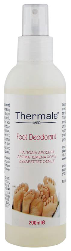 Thermale Med Foot Deodorant, 200ml
