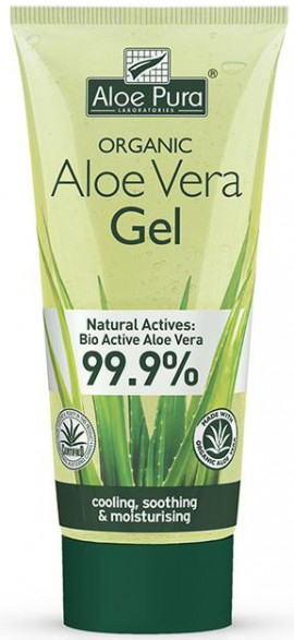 Optima Aloe Vera Gel 99.9%, 200ml