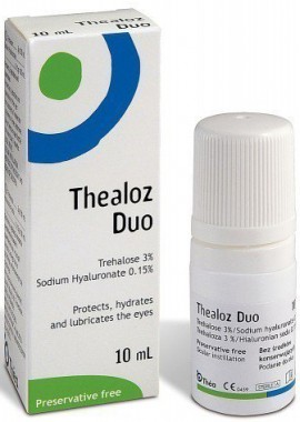Thea Thealoz Duo, 10ml