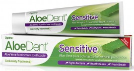 Optima AloeDent Sensitive Toothpaste, 100ml