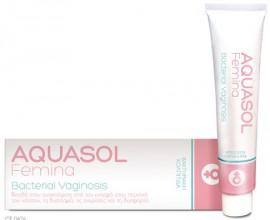 Aquasol Femina Bacterial Vaginosis, 30ml