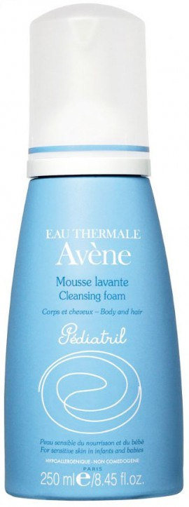 Avene Pediatril Cleansing Foam, 250ml
