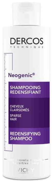 Vichy Dercos Neogenic Shampoo, 200ml