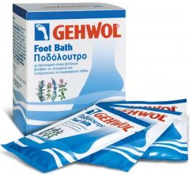 Gehwol Foot Bath, 200gr 10 Φακελάκια