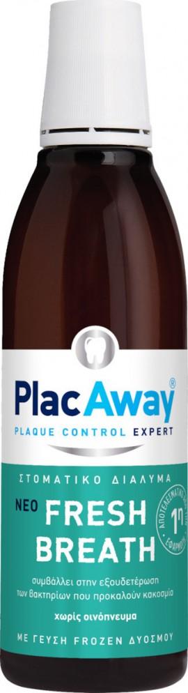 Plac Away Fresh Breath Γεύση Frozen Δυόσμου,  250ml