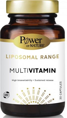 Power Health Liposomal Range Multivitamin, 30 Κάψουλες