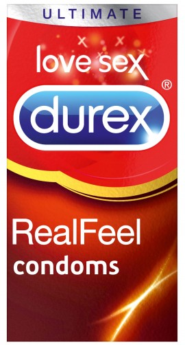 Durex Real Feel, 6 Τεμάχια