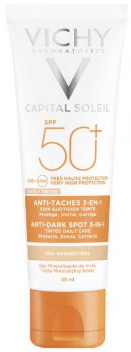 Vichy Capital Soleil Anti Dark Spot Tinted SPF50, 50ml