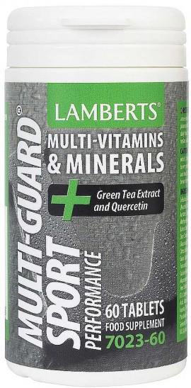 Lamberts Multi-Guard Sport, 60 Tαμπλέτες