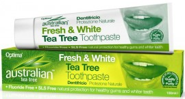 Optima Tea Tree Toothpaste, 100ml
