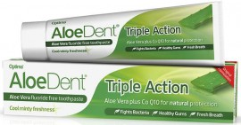 Optima AloeDent Triple Action Toothpaste, 100ml