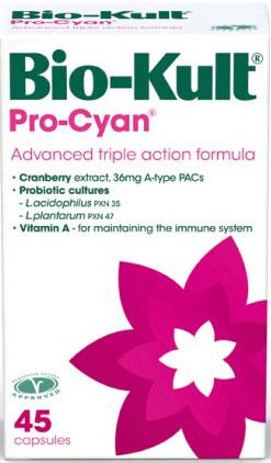 Bio-Kult Pro-Cyan, 45 Κάψουλες